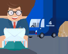 publipostage envoi de courrier postal par internet service postal. Black Bedroom Furniture Sets. Home Design Ideas