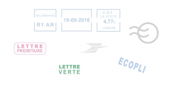 Service Postal - Affranchissement
